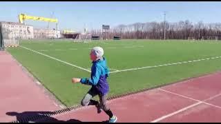 Никита Текучев, Легкая атлетика, Фокино, Приморский край. Заправляем в спорте.
