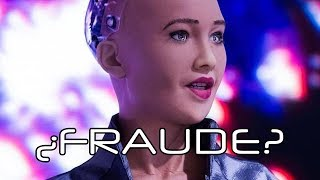 ¿La robot SOPHIA es un FRAUDE? (Análisis imparcial)