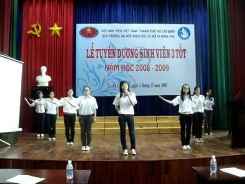 tự nguyện- thanh niên tình nguyện- sv khoa quan hệ quốc tế khxnnv