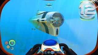BUILDING A CYCLOPS SUBMARINE - Subnautica - Part 12