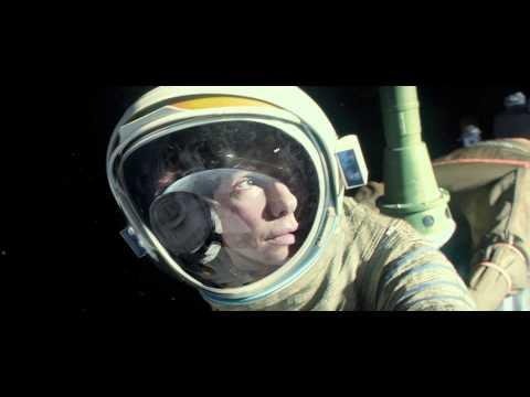 Trailer do filme Gravidade