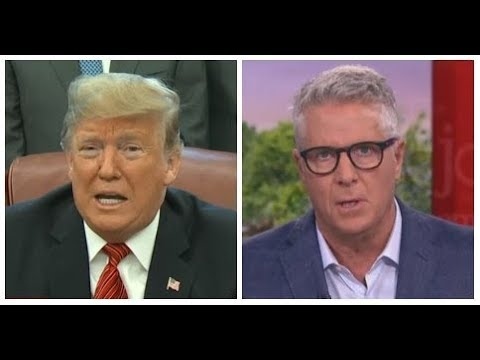 ✅  Trump goes into detail with his contempt for MSNBC's 'Little Donny Deutsch' and his new TV show