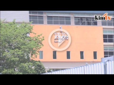 'Tanah punca bilik berita RTM tiada peralatan'