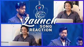 Download Launch Song   #PepsiBattleOfTheBands   Launch Song Reaction   Atif Aslam   Fawad Khan   MP3 song and Music Video