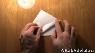 Как из бумаги сделать шкатулку