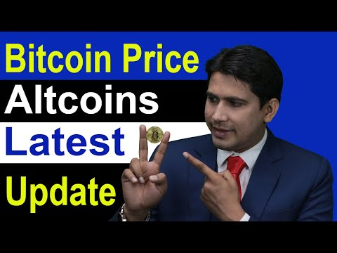 Bitcoin Price And Altcoin Latest Update In Hindi