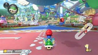 Mario Kart 8 Deluxe: GCN Baby Park [1080 HD]