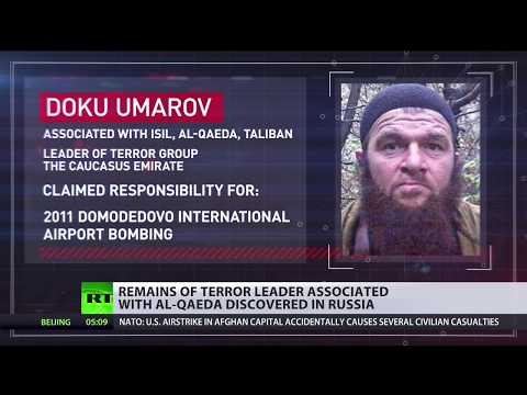Terror discovered: Russia's most-wanted terrorist's body found