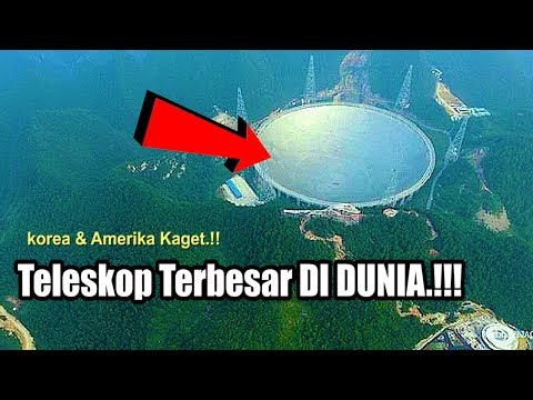 Episode 77 - NASA Mengaku jika Teleskopnya Masih Kalah Dengan FAST