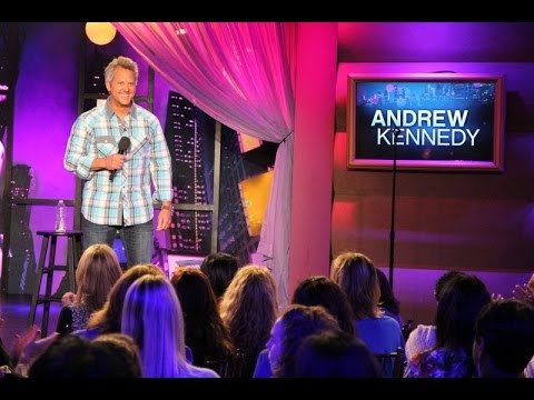 Andrew Kennedy's Bilingual Clean Comedy-Hilarious!!!