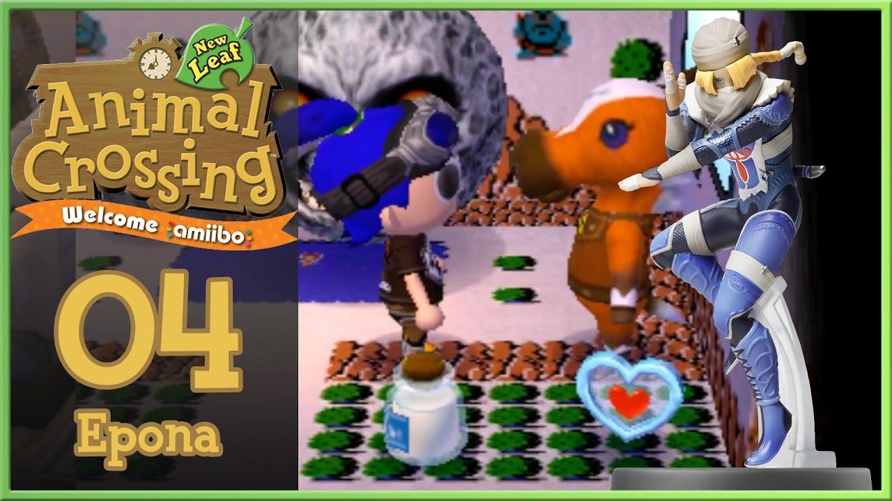 Kitchen Island Acnl animal crossing new leaf - welcome amiibo day 4: epona - youtube