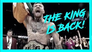 Comment Conor McGregor peut mettre Khabib Nurmagomedov KO - Preview UFC 229 | Podcast La Sueur