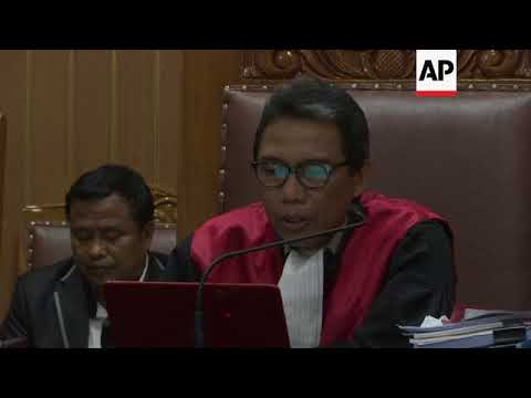 Indonesia court rules against seizure of yacht sought by US authorities