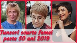 Top 20 Idei De Tunsori Par Scurt Femei In Varsta Vara 2019