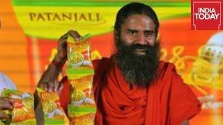 Baba Ramdev's Patanjali Records Turnover Of 5000 Cr
