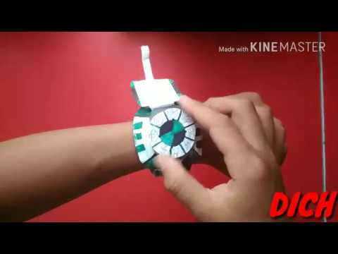 DIY Omniverse / How to make a Ben 10 Alien Force omniverse