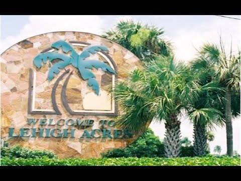 A tour of Lehigh Acres, Florida- Welcome to your new home!