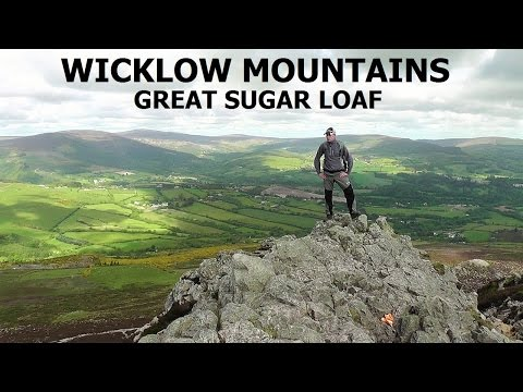 WICKLOW MOUNTAINS - GREAT SUGAR LOAF