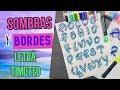 SOMBRAS Y BORDES LETRA TIMOTEO - MIREYAK14