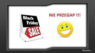 Black Friday, mega rabaty w wielu sklepach - Videonewsy Rooshkena