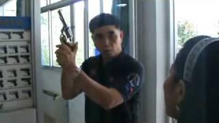 วิธียิงปืน ยิงปืน