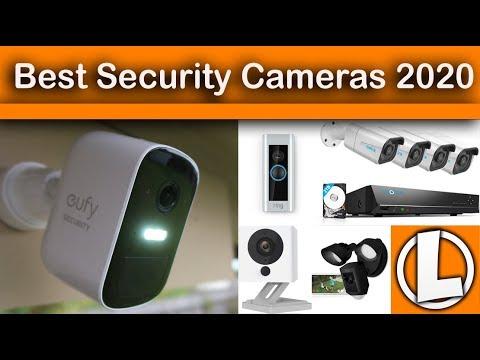 Best Security Cameras 2019 – 2020 – Top 5 Best Indoor & Outdoor Security Camera 2020