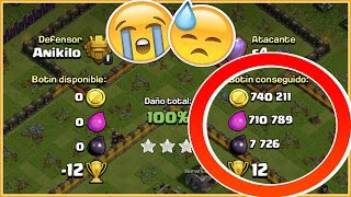 ALGUN DIA TERMINARE MI TH 11 SUPERCELL?? - FARMING TH11 #29 - CLASH OF CLANS CON ANIKILO
