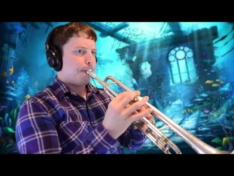 """Part of Your World (from """"The Little Mermaid"""") Trumpet Cover"""