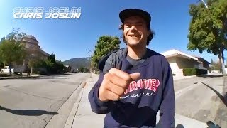 "Chris Joslin ""Sick Mode"" Skateboarding Part"