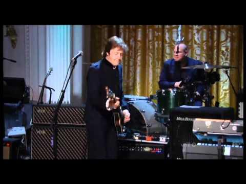 McCartney @ The White House 2010 - With Stevie Wonder: EBONY & IVORY - Part 7 of 7
