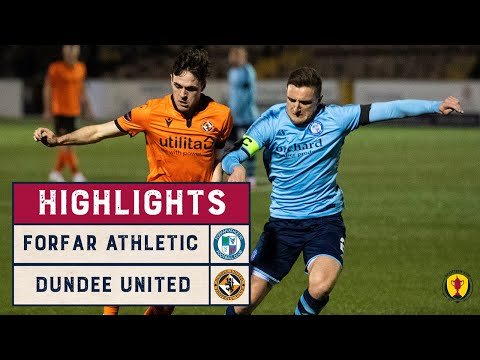 Forfar Dundee Utd Goals And Highlights