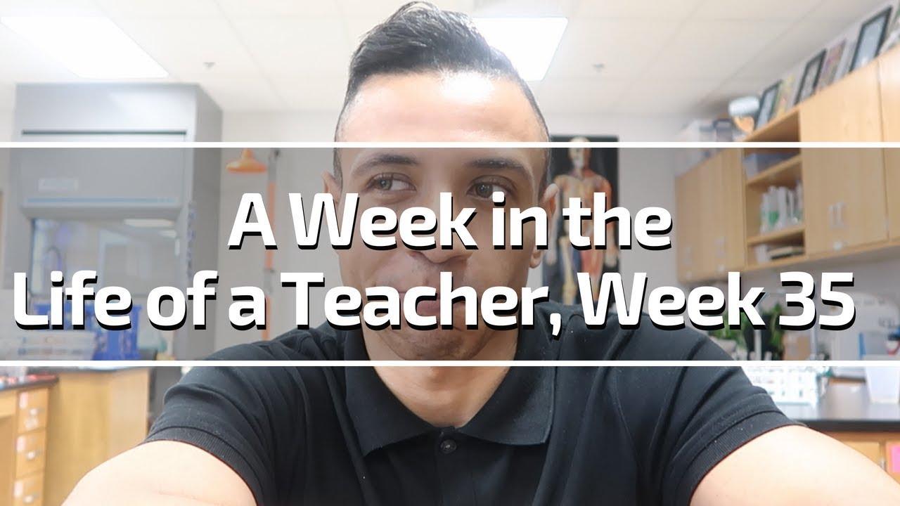 A Week in the Life of a Teacher | High School Teacher Vlog 55