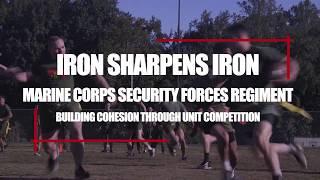 Iron Strengthens Iron