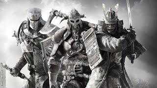 For Honor Gameplay Multiplayer 4v4 PVP Knight, Viking, Samurai 4K HD no commentary
