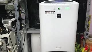 Sharp KC-A50, máy lọc không khí bù ẩm nội địa Nhật chính hãng - Nguyễn Kim Japan