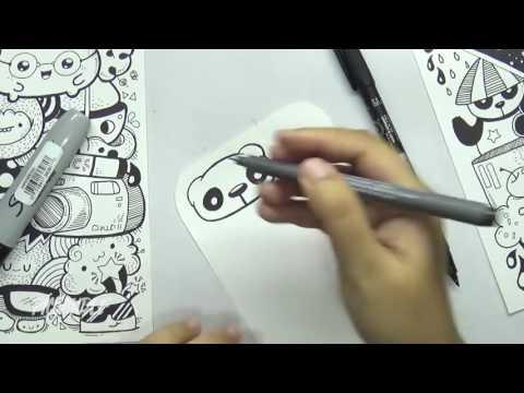 Vẽ doodle đơn giản!