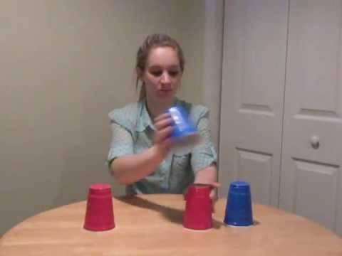 cup song with 4 cups tutorial youtube. Black Bedroom Furniture Sets. Home Design Ideas