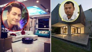 Choáng ngợp trước ngôi nhà của bốn nam MC Việt tài năng trong Vbiz - Tin Tức Sao Việt