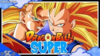 "●BREAKING NEWS!: NEW DRAGON BALL Z Anime Announced ""DRAGON BALL SUPER"" Coming July 2015!!!●"