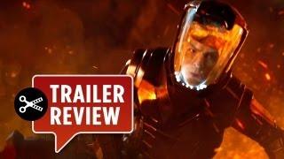 Instant Trailer Review - Star Trek Into Darkness NEW TRAILER (2013) - JJ Abrams Movie HD