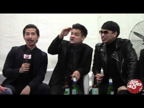 Slot Machine chat to Dom Lau at Clockenflap 2016