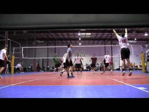 Andrew Stewart post BYU volleyball