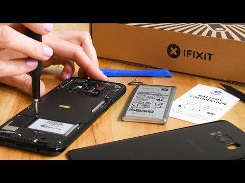 iFixit DIY Smartphone Repair Pro Tech Toolkit iPhone Samsung Huawei
