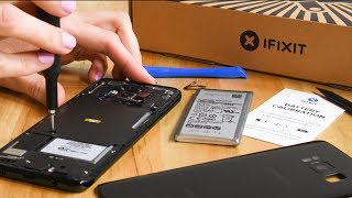 Repair your Broken Android Phone with iFixit's Fix Kits for Google, Huawei, Samsung, and Motorola