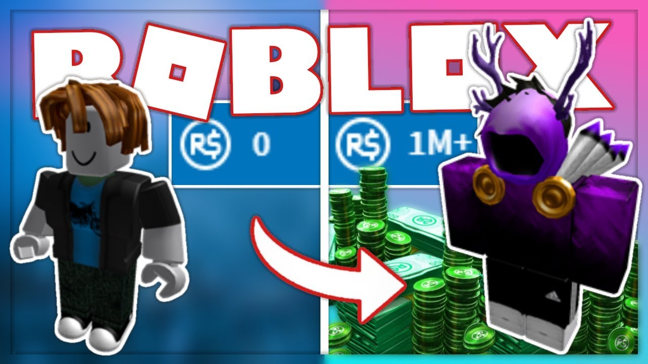 How To Get Rich On Roblox 2017 5 Ways To Get Rich On Roblox This Year Working Youtube