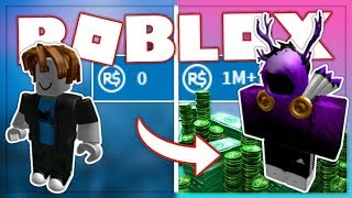 5 WAYS TO GET RICH ON ROBLOX THIS YEAR! [WORKING]
