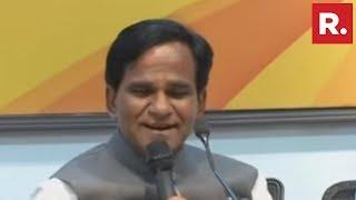 BJP Responds On Ajit Pawar's Irrigation Scam Development
