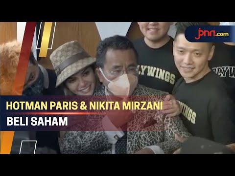 Hotman Paris dan Nikita Mirzani Resmi Membeli Saham Holywings