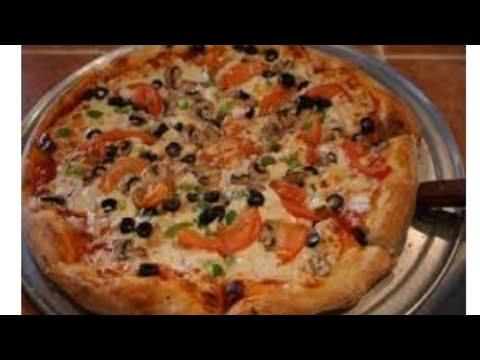 صورة  طريقة عمل البيتزا أسهل واحلي طريقه عمل البيتزا🍕🍕 بأقل التكاليف 😋 طريقة عمل البيتزا من يوتيوب