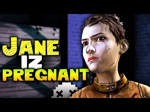 Jane Pregnant with Lukes Baby! | The Walking DEAD Season 3 Theory [Telltale]